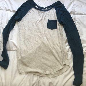 Small pacsun casual thin long sleeve shirt